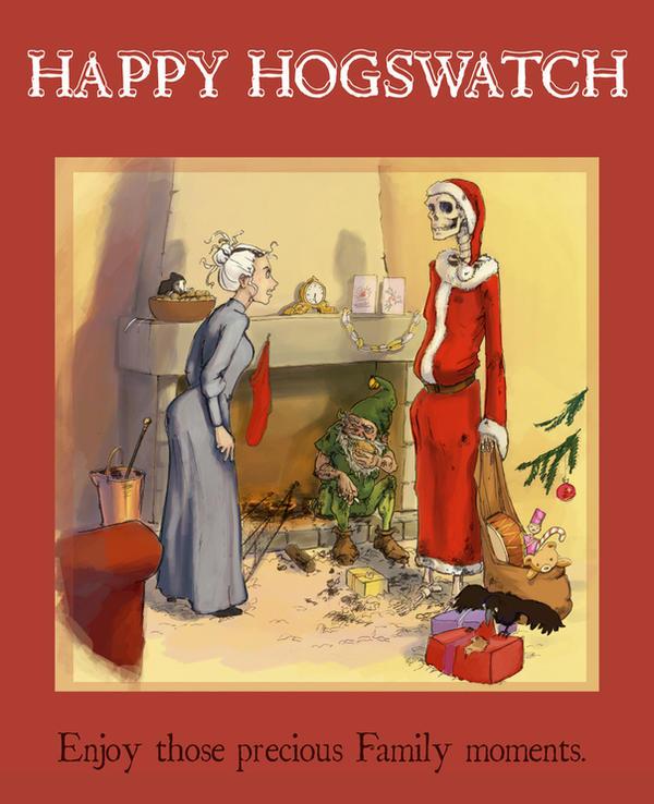 Image result for hogswatch