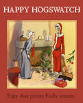 Hogswatch card