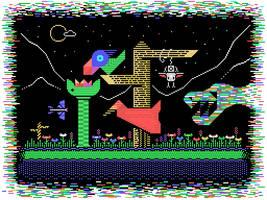 Noise [MSX, screen 2]