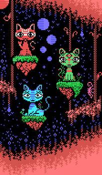 Cats [MSX, Screen 2]