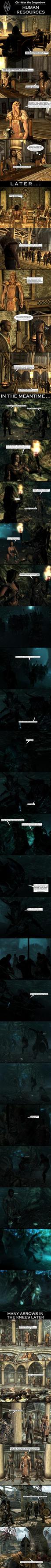 Obi-Wan the Dragonborn - Human resources by SereglothIV