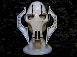 general grievous mask by Sharpener
