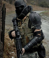 War-Saw medium armor