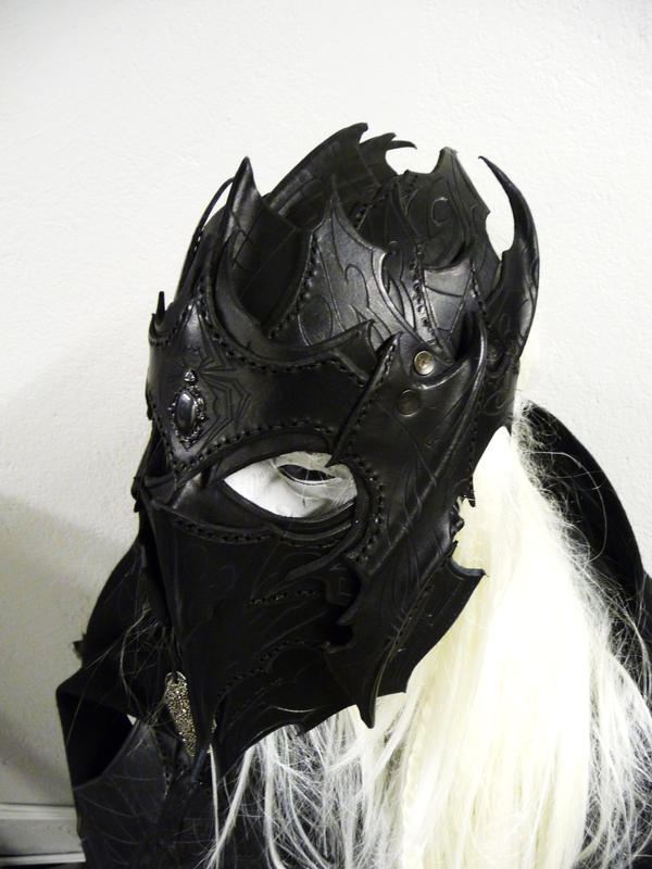 Heavy drowhouseguard helmet by Sharpener