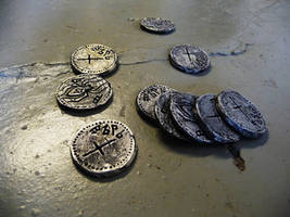 Drow coins