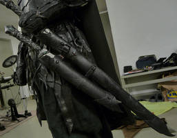 Drow scabbards by Sharpener