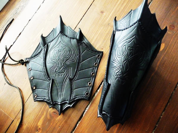 Drow bracers 5 by Sharpener