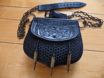 Kilt-purse? by Sharpener