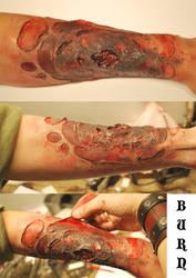 burn tutorial? by Sharpener