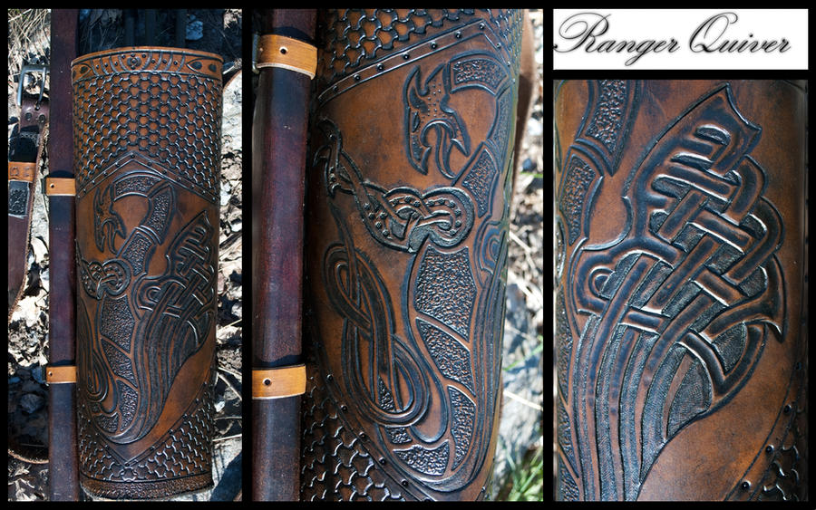 Ranger Quiver by Sharpener