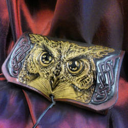 Owl Bag by Sharpener