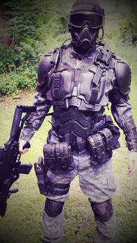 S.P.A.R.C armor new!