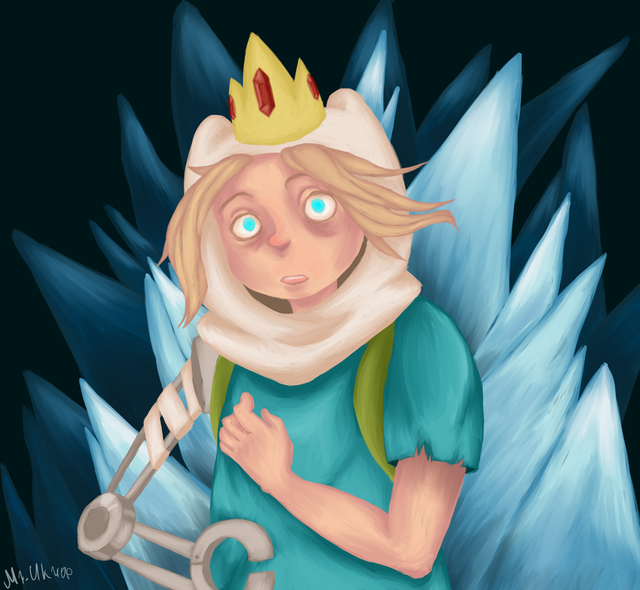 Adventure time | I can't stop it... by Lazorite