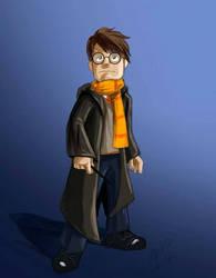 harry Potter by Napo-4V