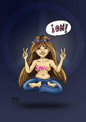 hippie by Napo-4V