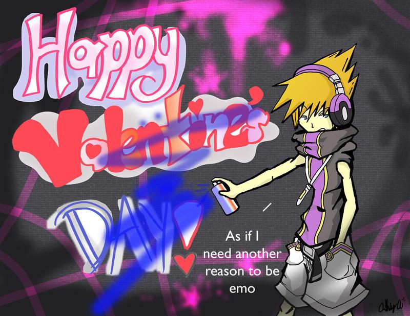 Neku's Valentines Day by Saiya-STORY