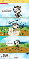 RFToD: Farming with Magic