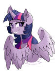 Twilight Sketch (Colored)