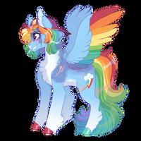 Captain Rainbow Dash
