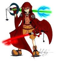Star Wars Sora by Gyzra