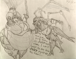 ~comission~ Juicy Arcee 2: bigger and badder
