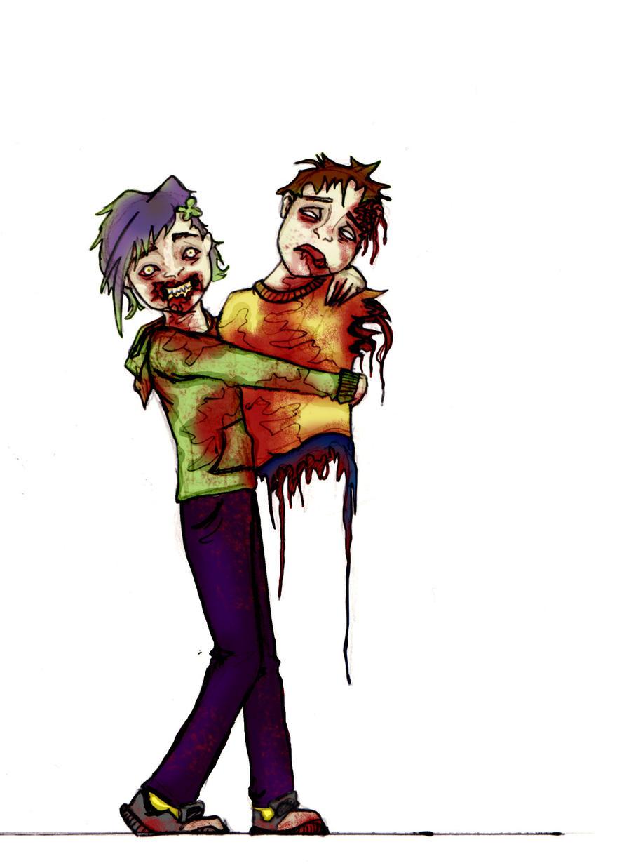 Zombie couples