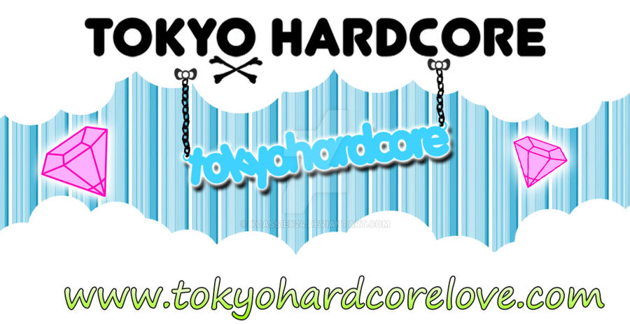 Tokyo Hardcore Packaging 2 by xCassiex24