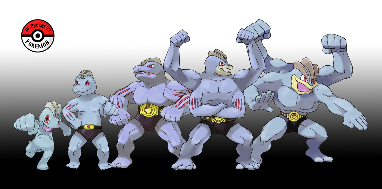 machop evolution - photo #32