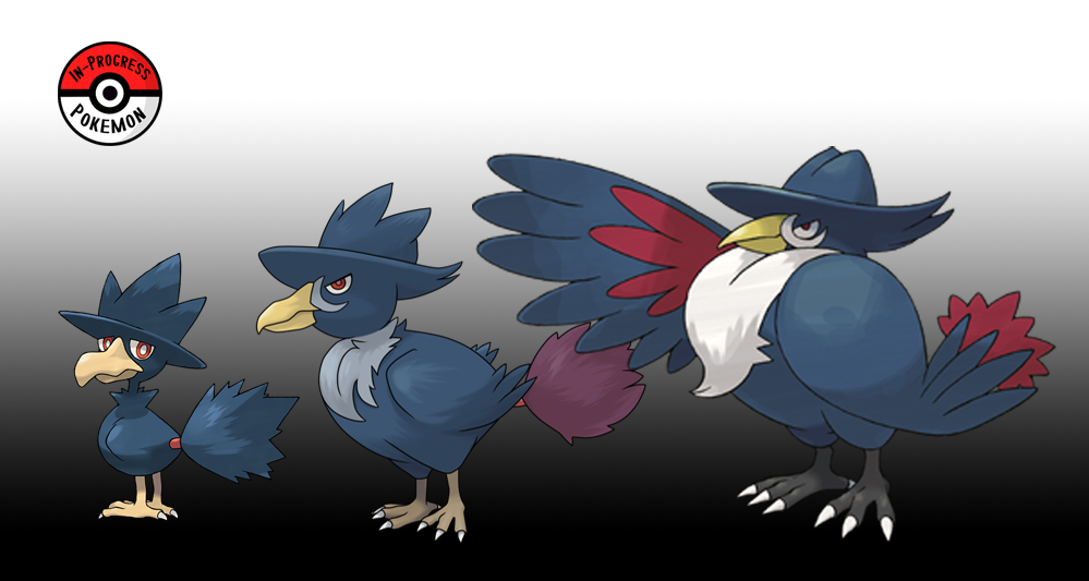 how to get a murkrow in pokemon platinum