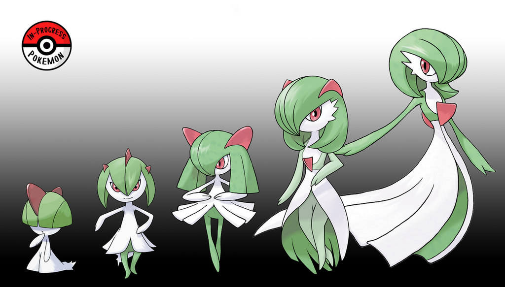 can gallade learn both psychic and psycho cut by leveling ...