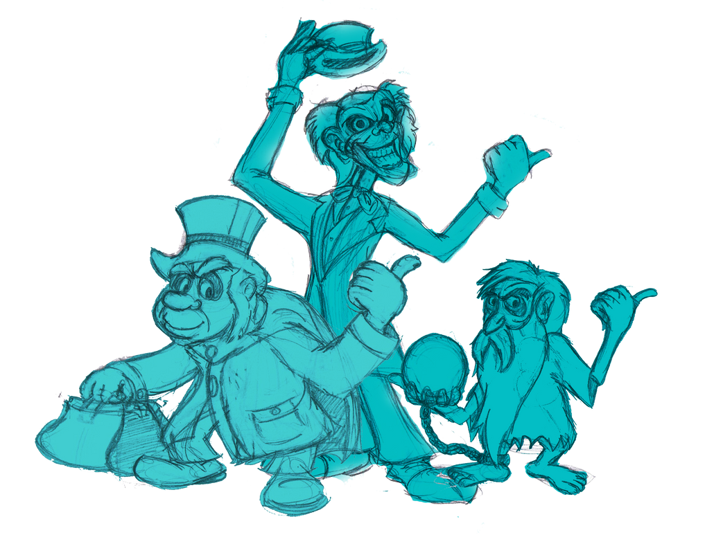 Beware of Hitchhiking Ghosts! by macook07 on DeviantArt
