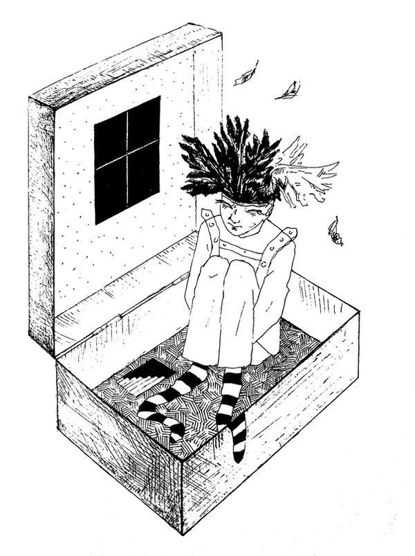 in itself by kodoku-no-mori