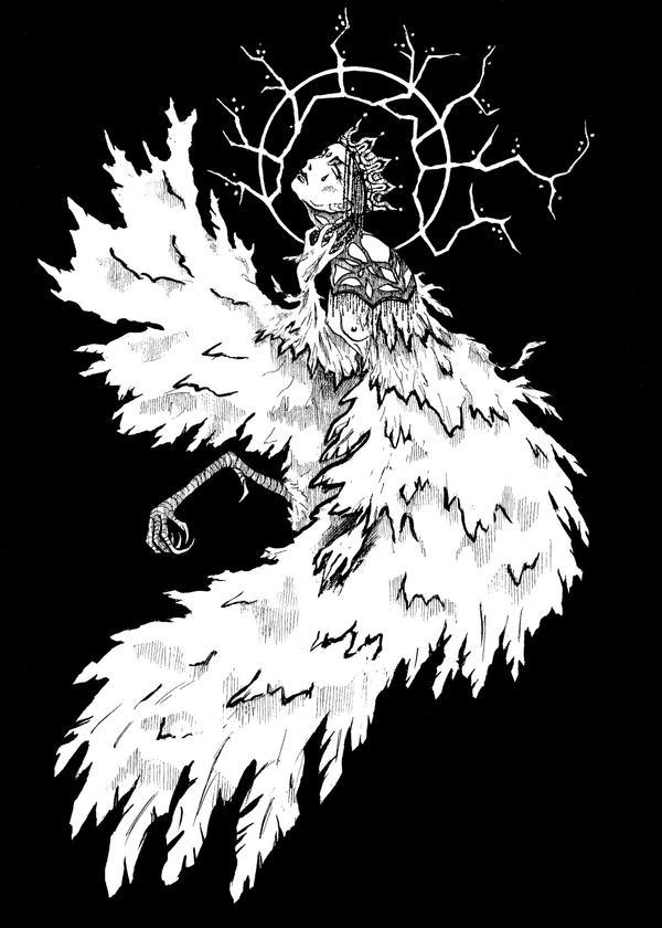 Sirin by kodoku-no-mori