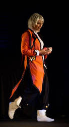 Raine, on stage by Blackrystall