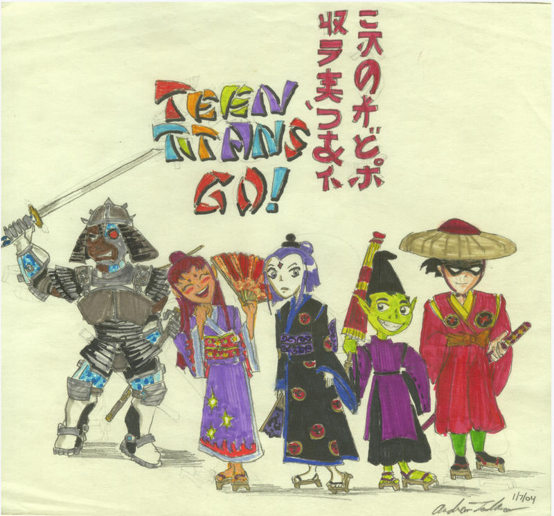Japanese Teens Japanese Teens Art 69