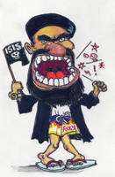 ISIS Leader Abu Big-Doody by andrewtodaro