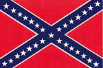 Greater Confederate States of America flag