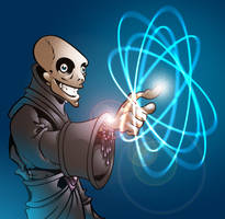 Atom Heart Mutha by handtoeye