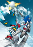 Sonic the Comic - Metallix and the Miracle Planet