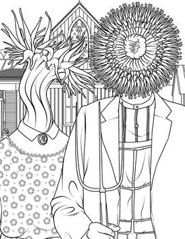 The Cthulhu Colouring Book 26