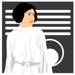 Vector Leia