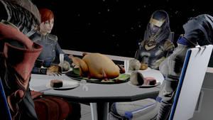 A Very Mass Effect (Canadian) Thanksgiving