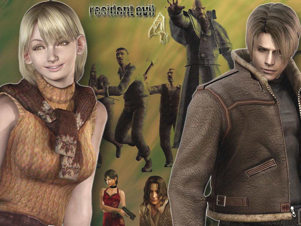 Resident Evil 4 Wallpaper By Sonic08 On Deviantart