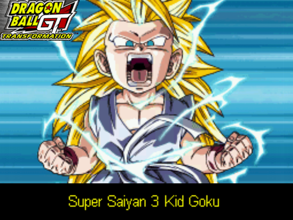 Super Saiyan 3 Kid Goku By StratusWind On DeviantArt