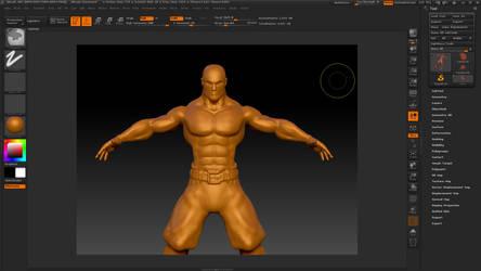 Generic Body Sculpt by AdvilExtraSTR