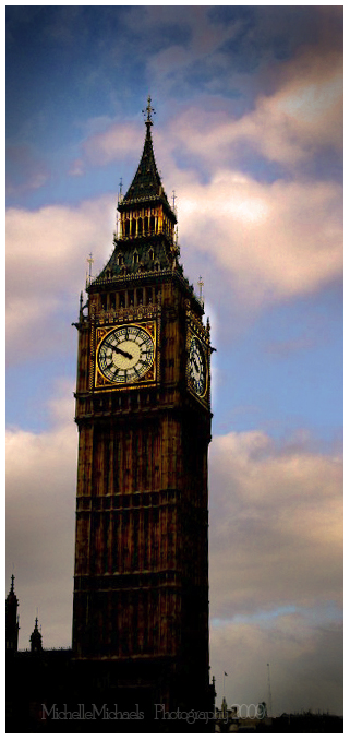 Big Ben by Foxhawk95