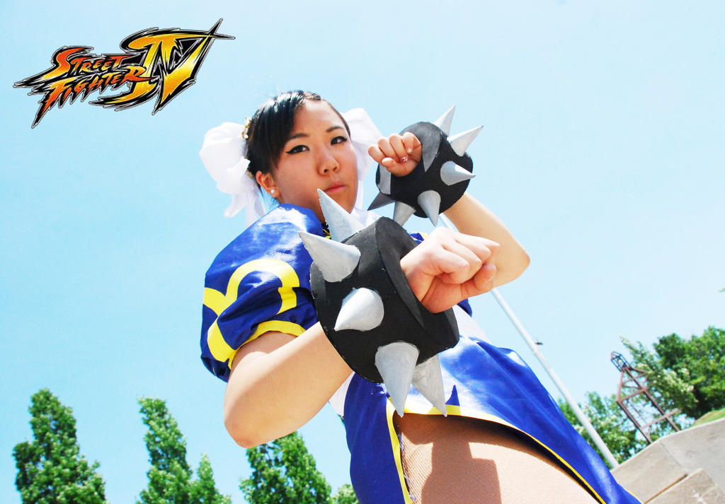 Leading lady, Chun-Li by MimiKaka-chan