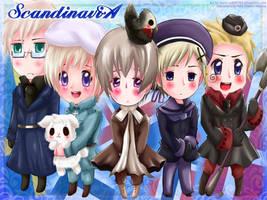 + APH Scandinavia + by Koyo-Adorkabowl