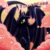 + Toothless + by Koyo-Adorkabowl