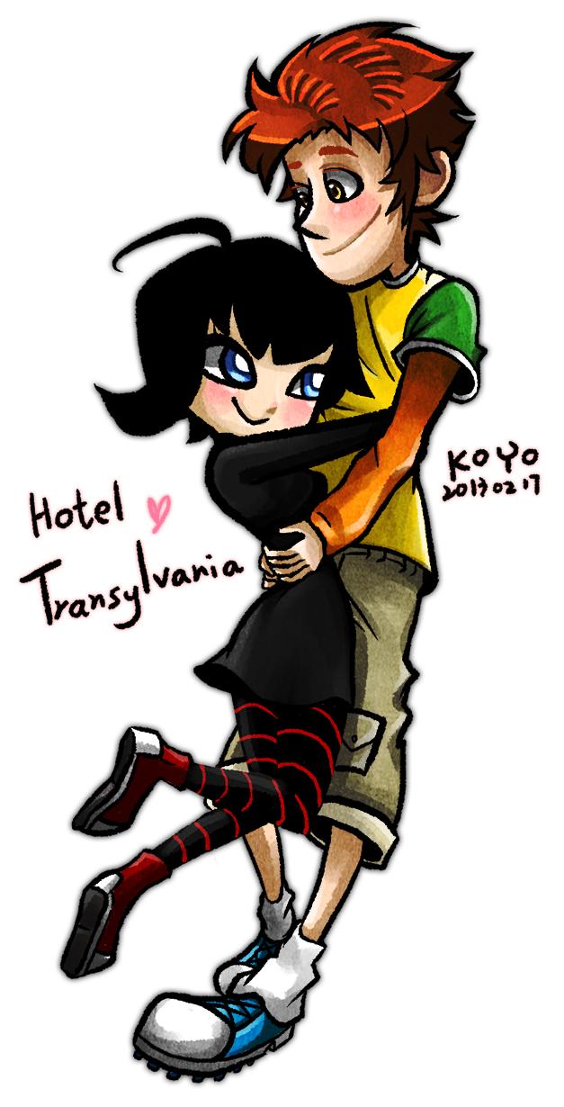 + Hotel Transylvania + by Koyo-Adorkabowl